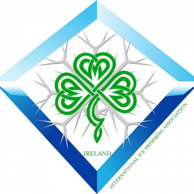 International Ice Swimming Association Ireland 1K National championships  logo