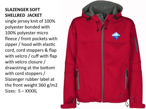 Ice Flash - UREGNT Jackets and badges orders