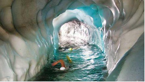 Eishöhle Hintertux