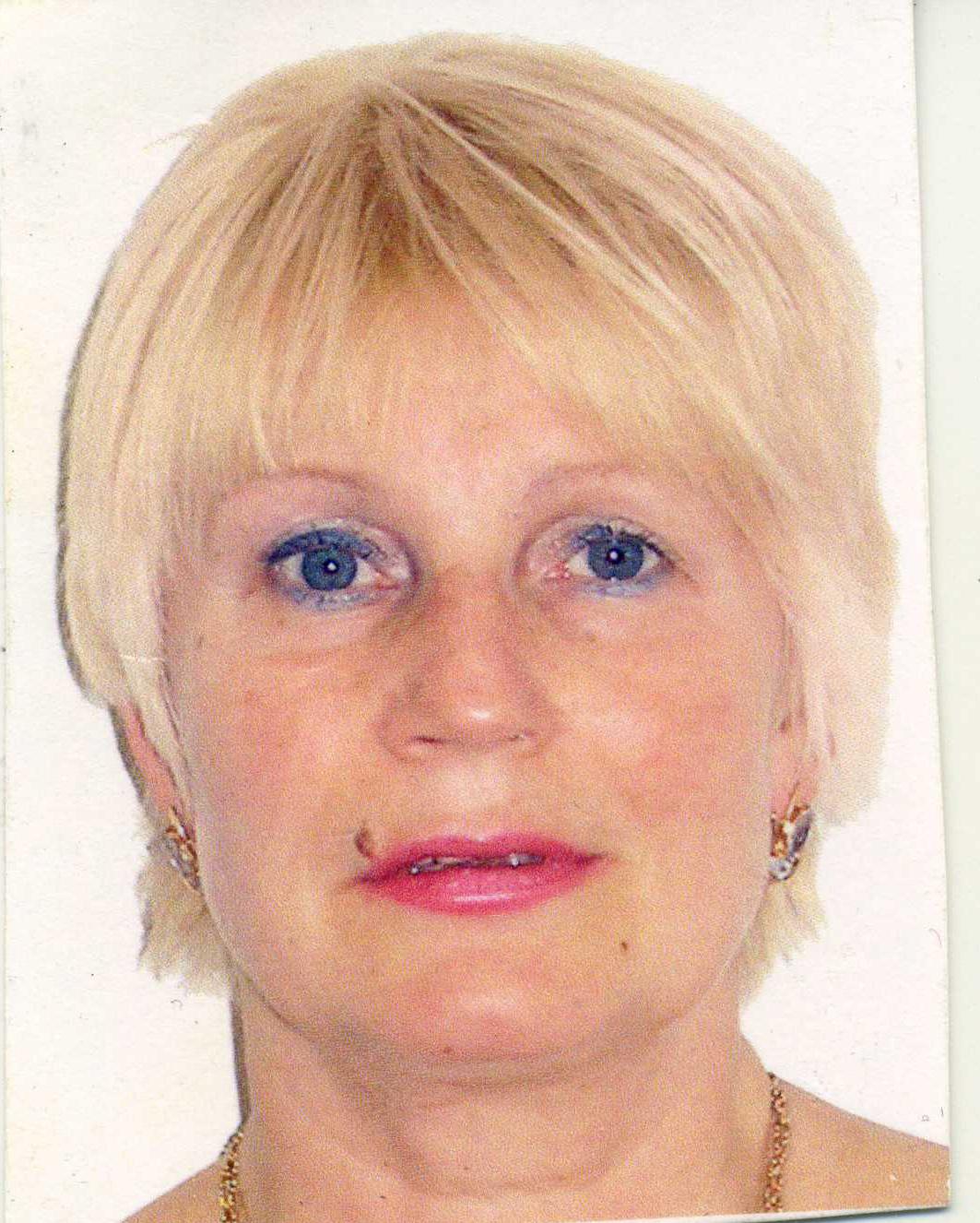 Lyudmila Krasovskaya
