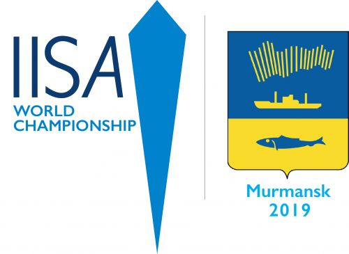 IISA III World Champ Murmansk 2019 / I Arctic Cup 2019 logo