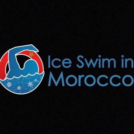 III Ice Swim in Morocco logo