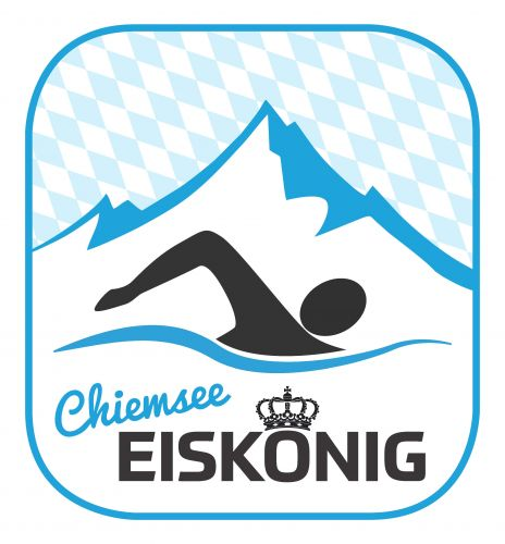 Eiskönig Chiemsee powered by Aqua Sphere logo